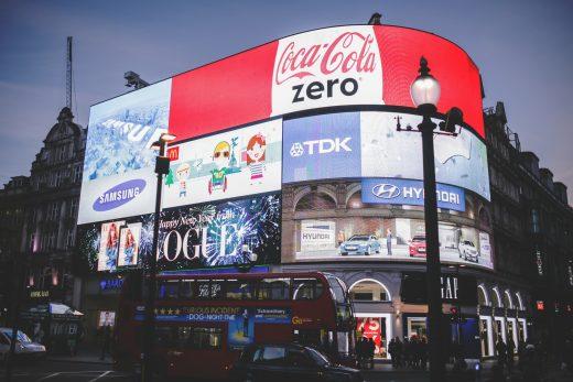 Offline reclame door online uitingen mogelijk door narrowcasting